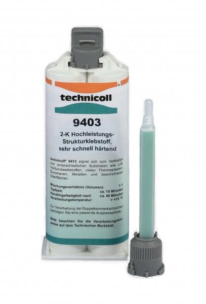 technicoll® 9403 - 2-K Hochleistungs-Strukturklebstoff