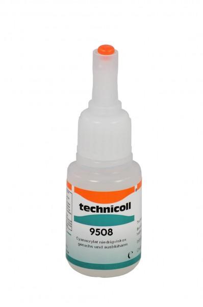 technicoll® 9508 - Geruchs- und ausblüharmer Cyanacrylat-Klebstoff