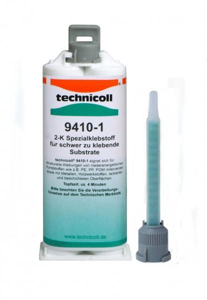 technicoll® 9410-1 - 2-K Spezialklebstoff für schwer zu klebende Substrate