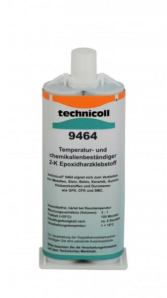 technicoll® 9464 – Temperatur- und chemikalienbeständiger 2-K-Epoxidharzklebstoff