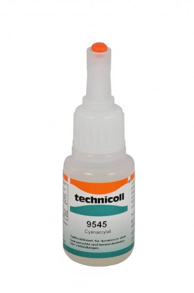 technicoll® 9545 - teilflexibilisiertes Cyanacrylat