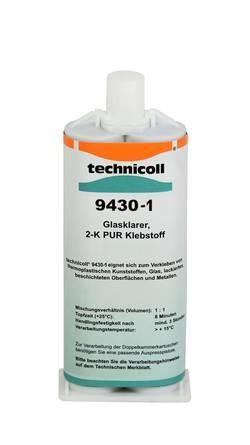 technicoll® 9430-1 - Glasklarer 2-K PUR Klebstoff